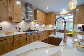 kitchen countertop ideas for oak cabinets kitchen remodeling ideas 12 amazing design trends in 2021