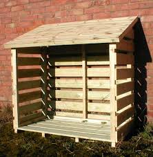 51 best wood sheds images on pinterest firewood storage garden