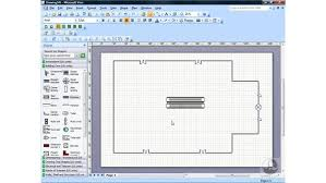 visio floor plan scale creating a floor plan