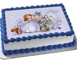 sofia the cake topper sofia cake topper etsy creative ideas