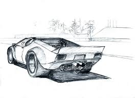 cars drawings sketch drawings of cars images cars drawings collection for free