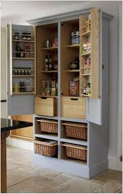 Free Standing Kitchen Pantry Furniture Home Furniture Small Freestanding Cabinet Diy Room Decor For