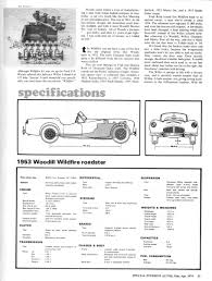 Wildfire Electric Car For Sale by The Woodill Wildfire Automobile U0026 The Woodill Fiberglass Body Corp