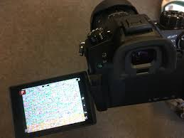 gh5 viewfinder issue micro four thirds talk forum digital