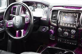 Ram 1500 Sport Interior Custom Purple Interior Fully Loaded 2014 Ram 1500 Sport Cars