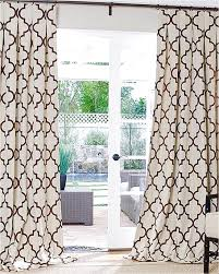 Whote Curtains Inspiration Curtain Curtain Black Brown And White Kitchen Curtains Shower 90