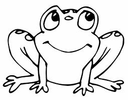 imagenes de un sapo para dibujar faciles anfibios para colorear az dibujos para colorear