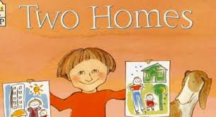 two homes 4 children s books that can help them cope with divorce and