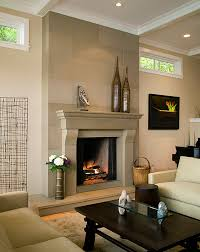 Small Living Room With Fireplace Designs Fireplace Designs Ideas Homesfeed