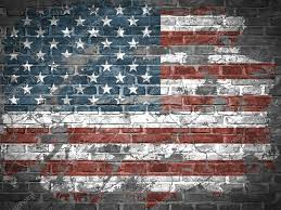 American Flag Meaning Ergonomic A Brick Wall 44 How To Draw A Brick Wall Pattern
