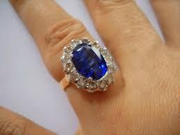model cincin blue safir harga dan kualitas cincin safir biru asli wakik