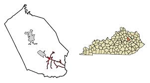 Ky Zip Code Map by Jeffersonville Kentucky Wikipedia