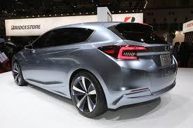 subaru hatchback impreza 2017 subaru impreza sedan prototype spotted testing