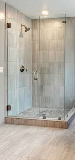 tile ideas for downstairs shower stall for the home showers corner walk in shower ideas for simple small bathroom with