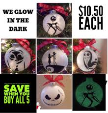 nightmare before ornaments ornament sally