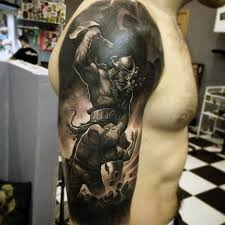 top 50 best arm tattoos for bicep designs and ideas