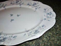 traditions china johann haviland blue garland china oval vegetable serving bowls vintage bavaria