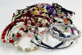 battle saints bracelets st benedict medal bracelets from medjugorje