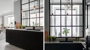 installer sa cuisine comment installer une verrière dans sa cuisine cuisine ouverte