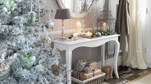 Table For Hallway Entrance by Christmas Hallway Ideas Ideal Home