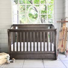 Rustic Convertible Crib by Useful Convertible Crib With Changing Table For Baby