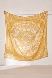 Wall Tapestry Urban Outfitters by Sketched Floral Medallion Tapestry Tapestry Dorm And Bedrooms