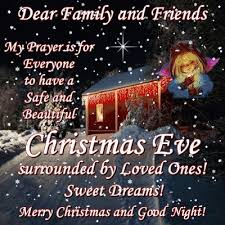 merry christmas eve goodnight quote christmas merry christmas