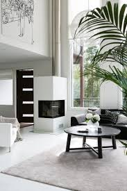Scandinavian Modern Black And White Interior Design - Scandinavian modern interior design