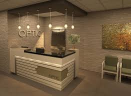 Modular Reception Desks Optometry Office Furniture Reception Desks