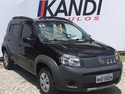 Top FIAT - UNO - 2010/2011 - Preto - R$ 23.900,00 - Kandi Veículos #QB45