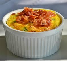 loaded crustless mini breakfast souffle grandma honey u0027s house