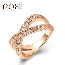 make gold rings images Roxi ring for women christmas gift good quality make with genuine jpg