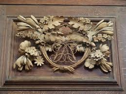 ornamental woodcarver damiaens grinling gibbons style of