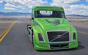 used volvo semi trucks for sale mean green machine 2000 hp volvo diesel hybrid truck truck