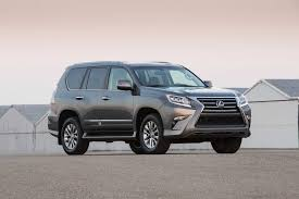 suv lexus 2016 2016 lexus gx460 quick take review automobile magazine