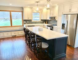 blue kitchen island cabinets rock island kitchen remodel with blue island home