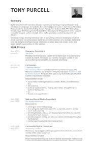 Service Advisor Resume Sample by Freelance Consultant Resume Samples Visualcv Resume Samples Database
