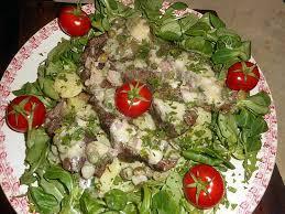 cuisiner du paleron de boeuf recette de salade de paleron de boeuf