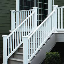vinyl railing for porch rail company 0 deck sale lancaster pa