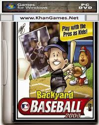 backyard baseball 2003 game free download for pc full version