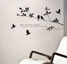 Branch Decor Sticker Beetle Picture More Detailed Picture About Bird Tree