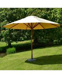 Patio Umbrella Pole Diameter New Shopping Special Bambrella Levante 13 Ft Bamboo Market