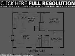 Two Bedroom Ranch House Plans 100 2 Bedroom Ranch Floor Plans 1600 To 1799 Sq Ft Brilliant Cabin