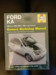 ford s haynes manual for service u0026 repair in loughborough