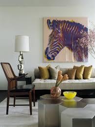 Zebra Print Table Lamp Bathroom Design Laight Loft Modern Living Room With Original Andy