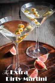 vodka martini a dirty tale of woe and an extra dirty martini recipe