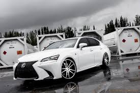 lexus dubai lexus gs f sport on 20 u2033 dubai gold cw 5 u2013 concavo wheels