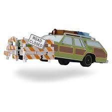 national loon s vacation family truckster takes flight ornament
