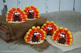 turkey cookies for thanksgiving thanksgiving turkey cookies hoosier