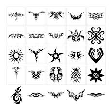 list of synonyms and antonyms of the word symbols tattoos